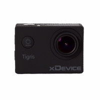 Экшн-камера xDevice TIGRIS (Черный)