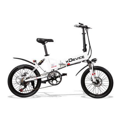 Электровелосипед Xdevice XBICYCLE 20 (Серый)