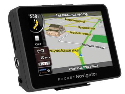 Pocket Navigator MW-430