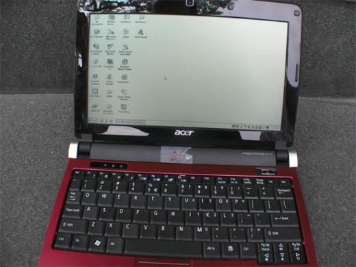 Acer с экраном Pixel Qi