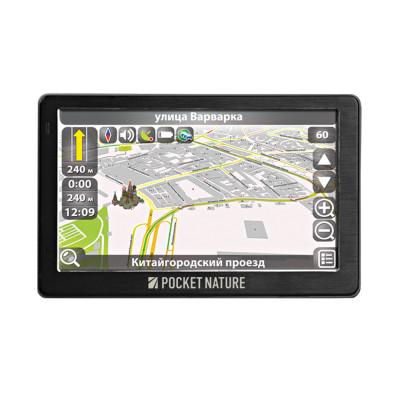 GPS навигатор Pocket Nature RD-500 (Навител 5 - карты России)