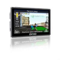 GPS навигатор Lexand STR-5350 HD + (plus) (Навител - карты России)
