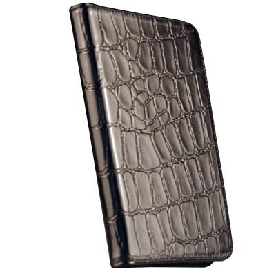 Pocket Nature чехол для Onyx BOOX i62 (Черный) крокодиловый