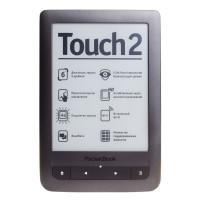 Электронная книга PocketBook Touch 2 (Черная)