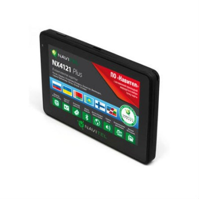 GPS навигатор Navitel NX4121 Plus (Навител - карты России и СНГ)