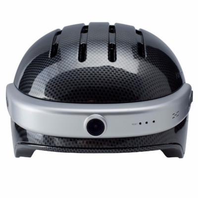 Шлем с камерой Airwheel С5 (цвет карбон, размер XL)