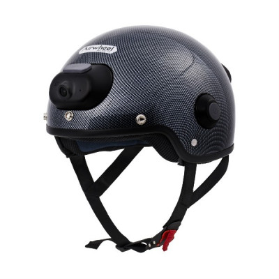 Шлем с камерой Airwheel C6 (цвет карбон, размер M)