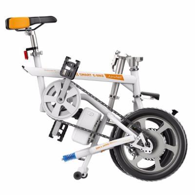 Велосипед для взрослых Airwheel R3 214.6Wh (белый)