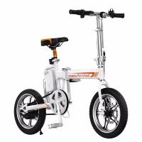 Велосипед для взрослых Airwheel R5 214.6Wh (белый)
