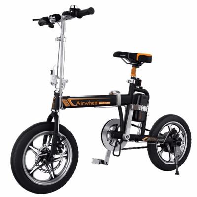Велосипед для взрослых Airwheel R5 214.6Wh (черный)