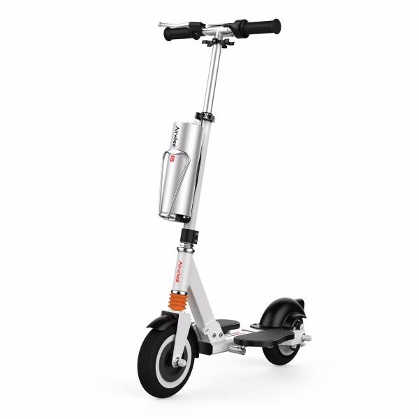 Электросамокат Airwheel Z3 162.8WH (белый) цена и фото