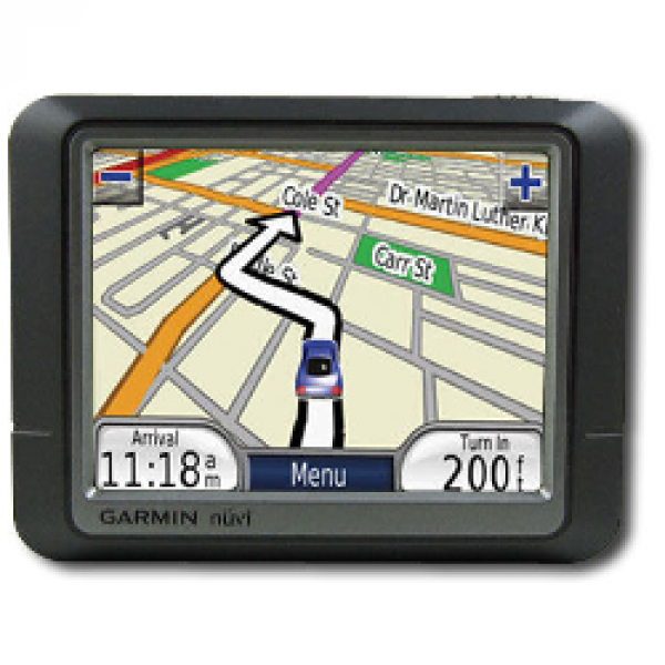 Garmin Nuvi 200 Touchscreen GPS Navigation System