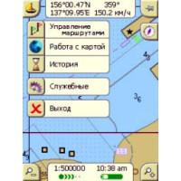 Электронно-картографическая система Sea Way