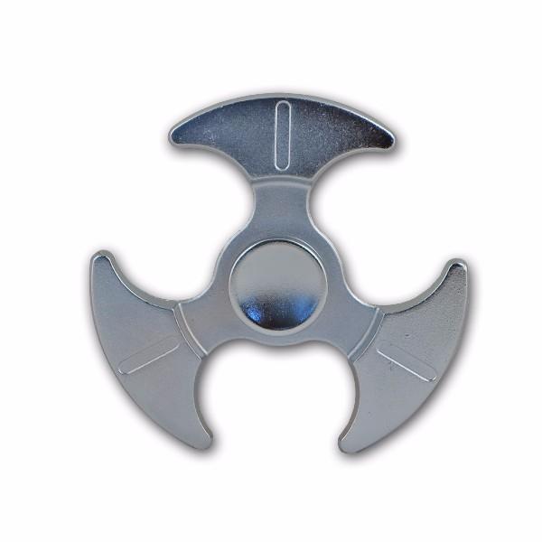 Pocket Nature спиннер FS-011 (серебро)