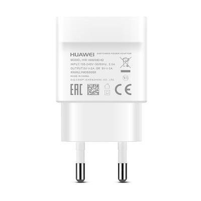 Сетевое зарядное устройство Huawei AP32 Quick Charger Type-C (Белое)