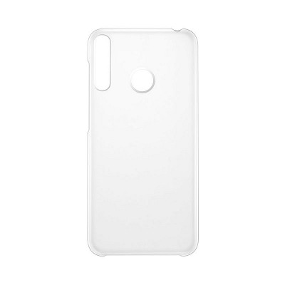 Защитный бампер для Honor 8C (Прозрачный)