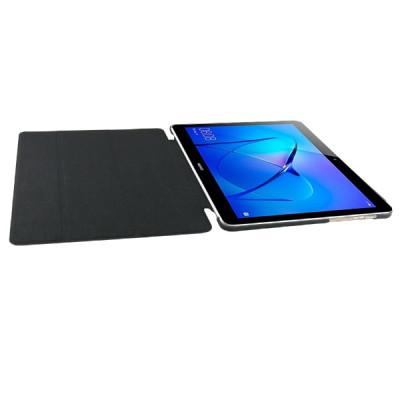 """Чехол IT Baggage для планшета Huawei MediaPad T3 10"""" искус.кожа ультратонкий (Черный)"""