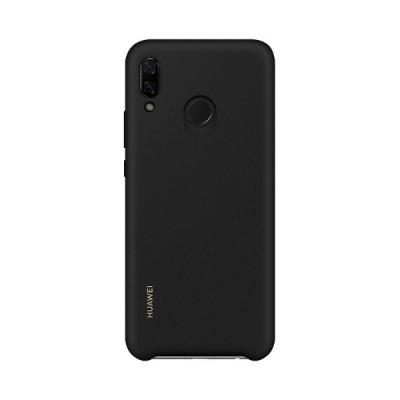 Защитный чехол для Huawei Nova 3 (Silica Gel Black)