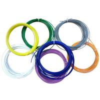 Комплект пластика MyRiwell для 3D-ручек (7 цветов)