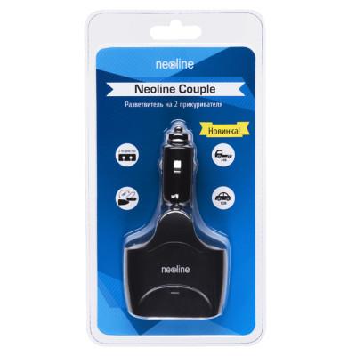 Neoline Couple USB разветвитель на 2 USB и прикуриватель