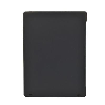 Чехол-обложка для ONYX BOOX MAX 3 (цвет серый, подкладка серая)