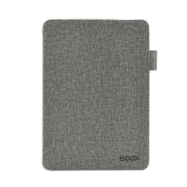 Чехол стандартный для ONYX BOOX Nova, Nova Pro (цвет серый, подкладка серая) все цены