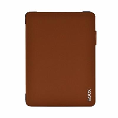 Чехол-обложка для ONYX BOOX Nova, Nova Pro, Nova 2, Nova 3, Kon-Tiki, Kon-Tiki 2 (Коричневый)
