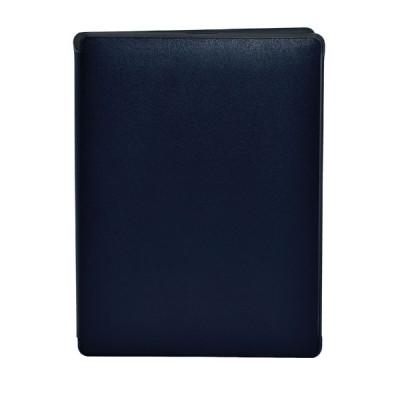 Чехол-обложка для ONYX BOOX Poke 2, Poke 3 (Тёмно-синий, гладкий)