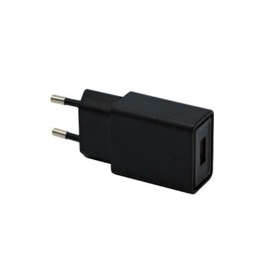Стандартное сетевое зарядное устройство ONYX нового типа (чёрное)