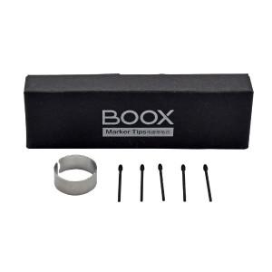 Комплект наконечников для стилуса для ONYX BOOX MAX Lumi, Note 3, Nova 3 и некоторых других моделей (Чёрный)