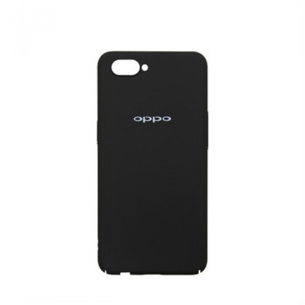 Чехол-задник OPPO A3s Case Original (Черный) накладка oppo easy cover for oppo a3s black