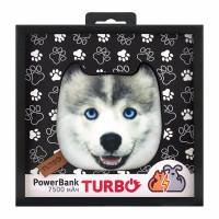 Внешний аккумулятор Turbo PowerBank (собака)