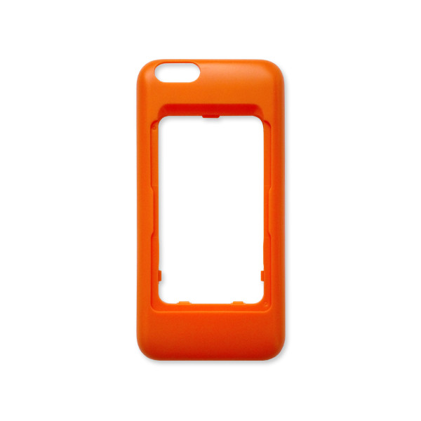 Чехол для телефона ELARI CardPhone и iPhone 6 (Оранжевый)