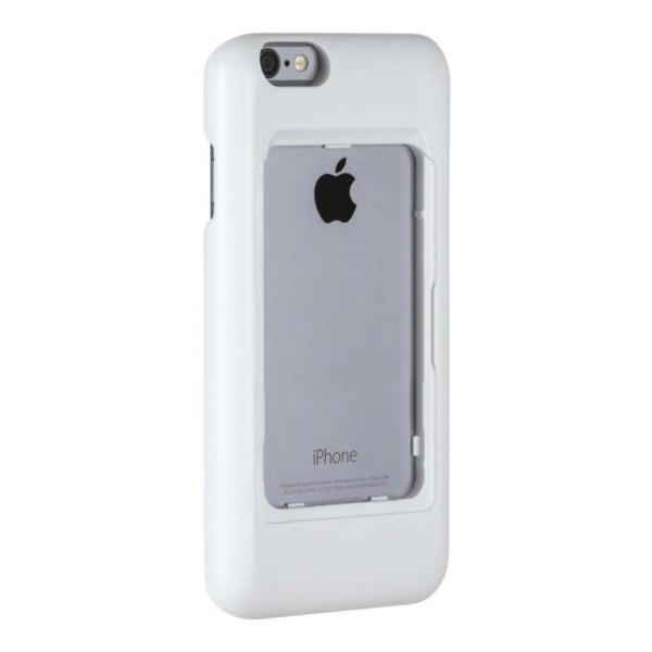 Чехол для телефона ELARI CardPhone и iPhone 6 (Белый)