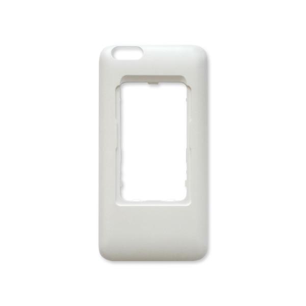 Чехол для телефона ELARI CardPhone и iPhone 6 plus (Белый)