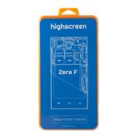 Защитное стекло Highscreen для Pure F