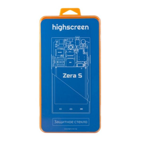 цена на Защитное стекло Highscreen для Zera F rev. S
