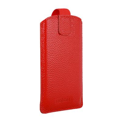 Сумка Nobby Comfort WM-001 для телефонов XL кожа (Красный)