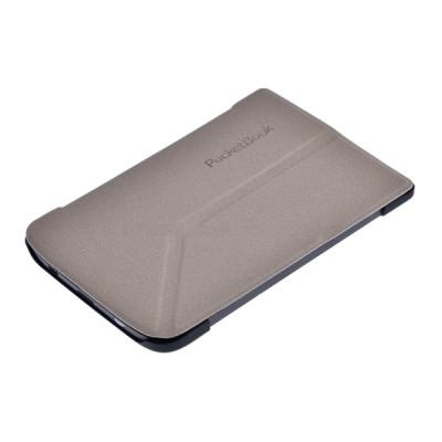 Чехол для PocketBook 616/627/632 трансформер серый  (PBC-627-DGST-RU)