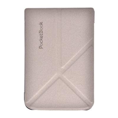 Чехол для PocketBook 616/627/632 трансформер светло-серый  (PBC-627-LGST-RU)