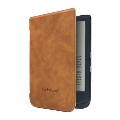 Чехол для PocketBook 616/627/632  светло-коричневый (WPUC-627-S-LB)