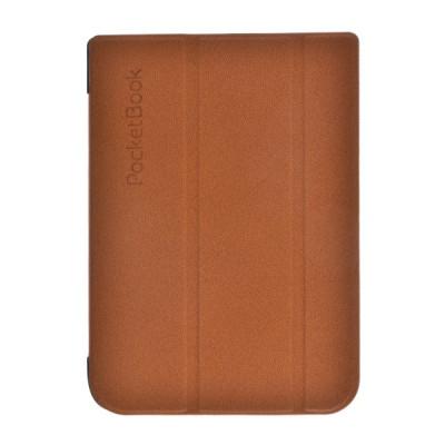 Чехол-обложка для PocketBook 740 (Коричневый)