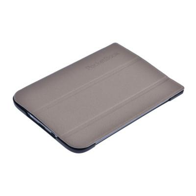 Чехол для PocketBook 740  (PBC-740-LGST-RU), светло-серый