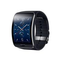 Умные часы Samsung Galaxy Gear S (Черные)