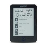 Электронная книга Digma R657 (Черная)