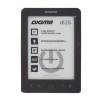 Электронная книга Digma r63S (Темно Серая)
