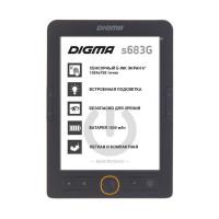 Электронная книга Digma s683G (Темно Серая)