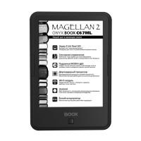 Электронная книга ONYX BOOX C67ML Magellan 2 (Черная)