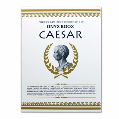 Электронная книга ONYX BOOX CAESAR