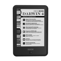 Электронная книга ONYX BOOX DARWIN 4 (Черная)
